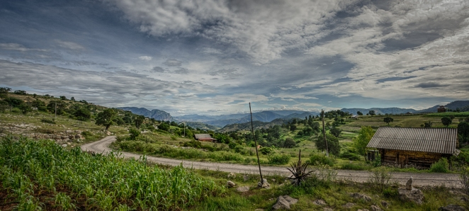 The Penasco Valley, Oaxaca